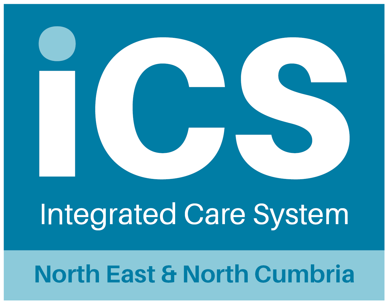 ICS North East & North Cumbria - logo