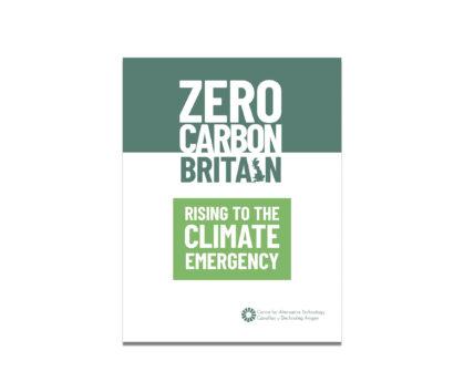 Zero Carbon Britain report 2019 front cover