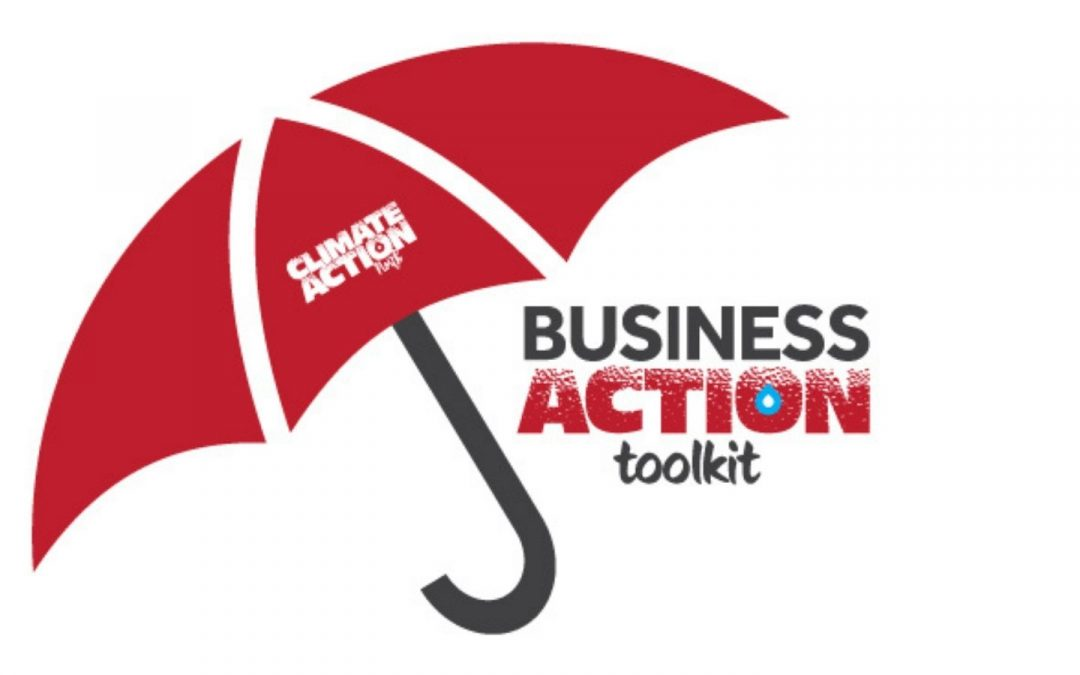 Climate Action North Business Action Toolkit logo