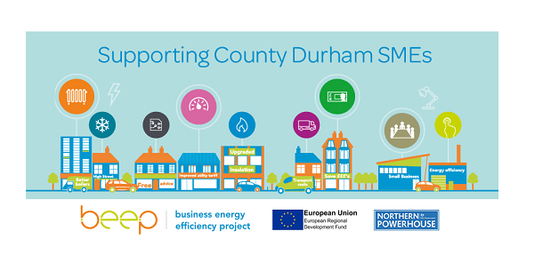 BEEP image- supporting SMEs in County Durham