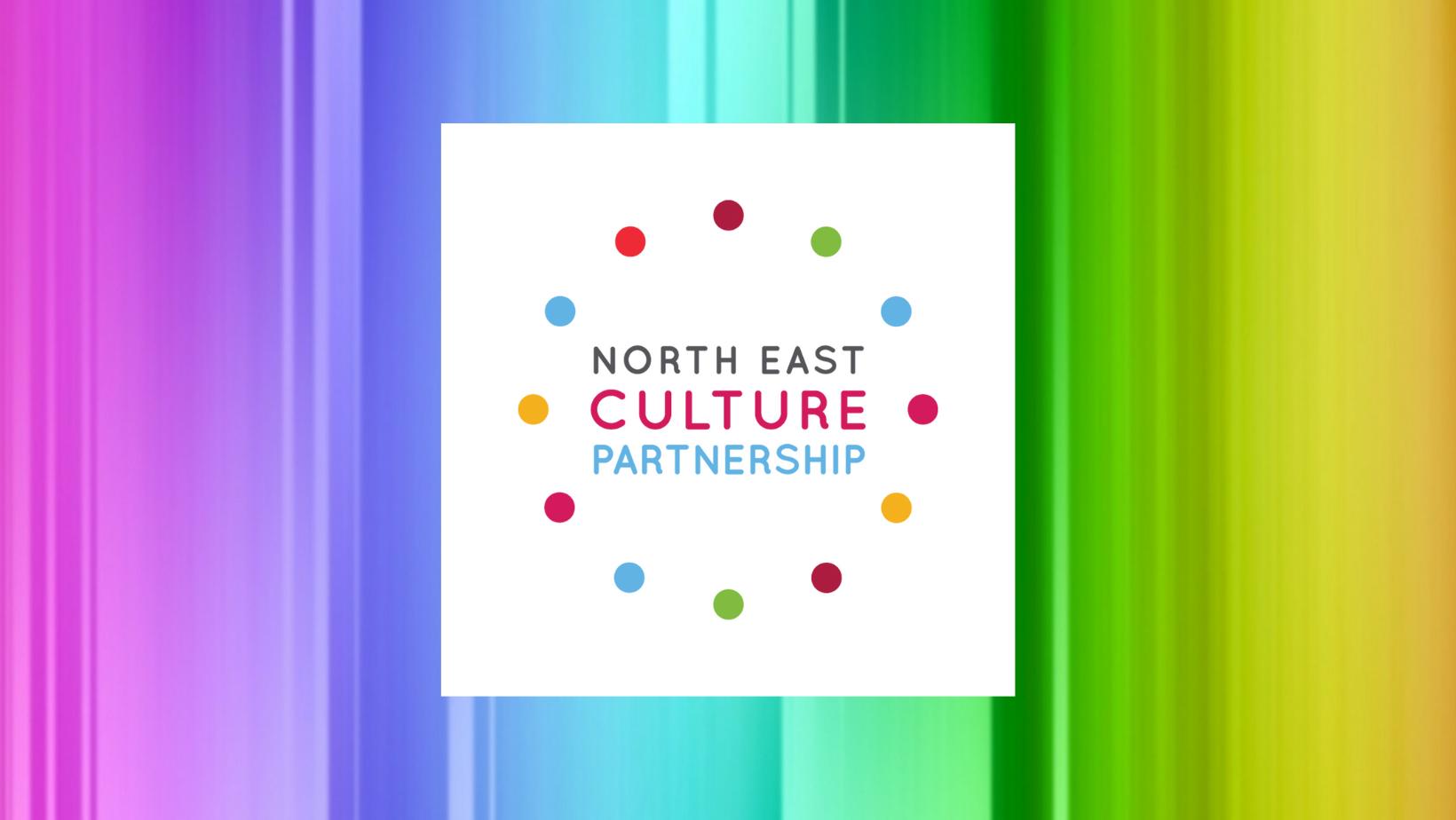 North East Culture Partnership Logo